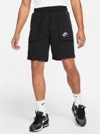 Mens French Terry Fleece Shorts