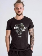 DRK x 4S STREET T-SHIRT MEN