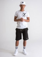 SMALL LOGO COTTON SHORT MEN