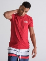 SMALL LOGO T-SHIRT MEN